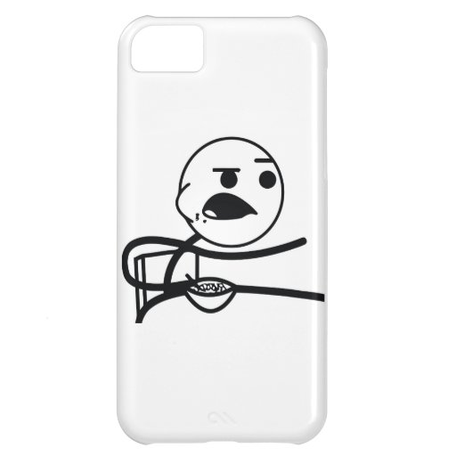 Cereal Guy Cover For iPhone 5C