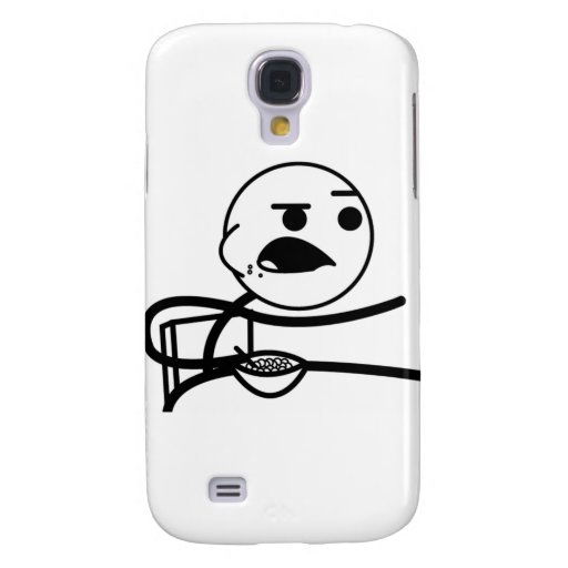 Cereal Guy !! Samsung Galaxy S4 Cases