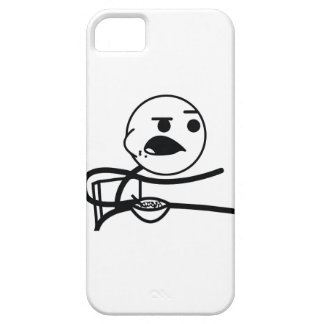 Cereal Guy iPhone 5 Cover
