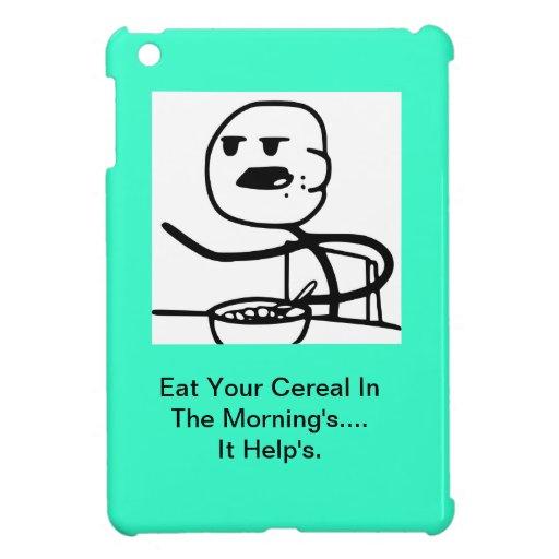 Cereal Guy Case iPad Mini Covers