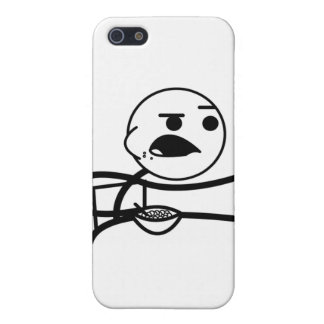 Cereal Guy !! iPhone 5 Cover