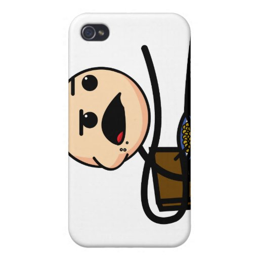 Cereal Guy iPhone case iPhone 4/4S Cover