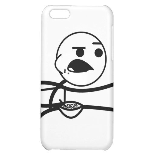Cereal Guy !! Case For iPhone 5C