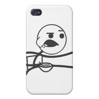 Cereal Guy Covers For iPhone 4