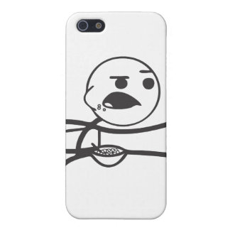 Cereal Guy iPhone 5 Case