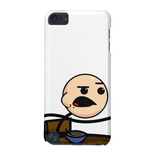 Cereal Guy iPod Touch Case