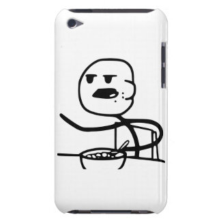 Cereal Guy iPod Touch Cover