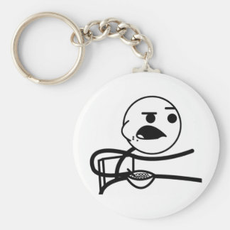 Cereal Guy !! Key Ring
