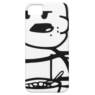 Cereal Guy Meme iPhone 5 Cover