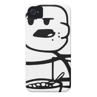 Cereal Guy Meme Case-Mate iPhone 4 Case
