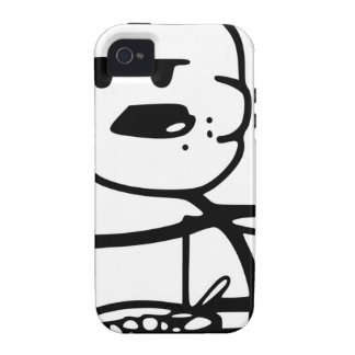 Cereal Guy Meme Case-Mate iPhone 4 Cover