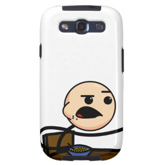 Cereal Guy Samsung Galaxy S Case Galaxy S3 Cover