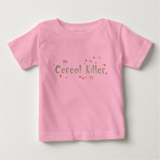 Cereal Killer Baby T-Shirt