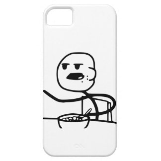 Cereal Meme Guy iPhone 5 Cover