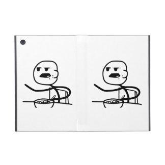 Cereal Meme Guy Cases For iPad Mini