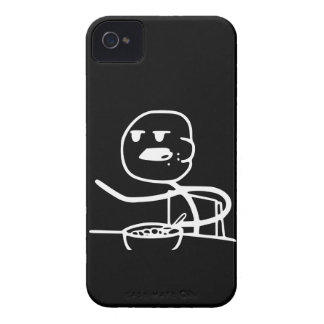 Cereal Meme Guy iPhone 4 Covers