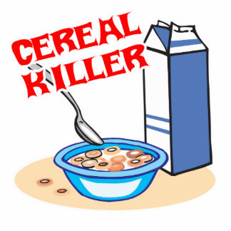 cereal serial killer photo cut out
