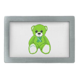 Cerebral Palsy Awareness Teddy Bear Products Rectangular Belt Buckles