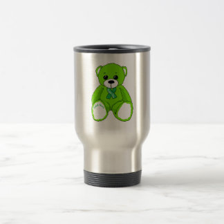 Cerebral Palsy Awareness Teddy Bear Products Travel Mug