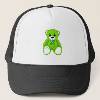 Cerebral Palsy Awareness Teddy Bear Products Trucker Hat