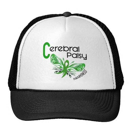Cerebral Palsy BUTTERFLY 3 Hats