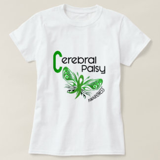 Cerebral Palsy BUTTERFLY 3 T-Shirt