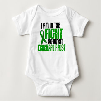 Cerebral Palsy In The Fight 1 Baby Bodysuit