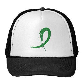 Cerebral Palsy's Green Ribbon A4 Cap