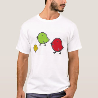 Cerebro Salsa por Chicas by Rench Mendleton T-Shirt