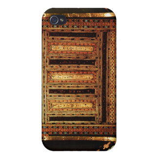 Ceremonial Chair of Tutankhamun Cover For iPhone 4