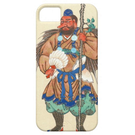 Ceremonial Costume 1878 iPhone 5/5S Cover