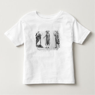 Ceremonial Costumes of the Deputies Toddler T-Shirt