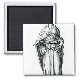 Ceres, c.1653 square magnet