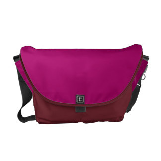 Cerise Courier Bags