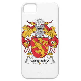 Cerqueira Family Crest iPhone 5 Covers
