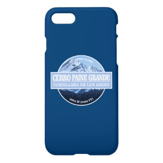 Cerro Paine Grande (Extreme Climb) 2 iPhone 8/7 Case