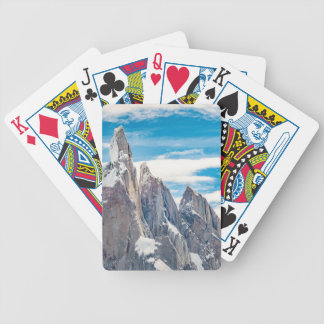 Cerro Torre - Parque Nacional Los Glaciares Bicycle Playing Cards