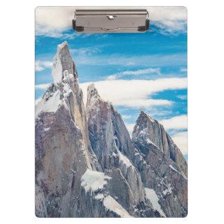 Cerro Torre Parque Nacional Los Glaciares Clipboard