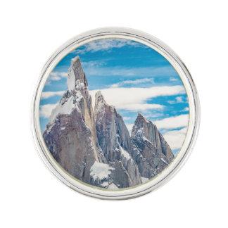 Cerro Torre Parque Nacional Los Glaciares Lapel Pin