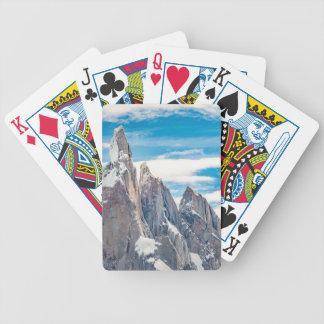 Cerro Torre - Parque Nacional Los Glaciares Poker Deck