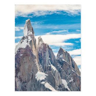 Cerro Torre - Parque Nacional Los Glaciares Postcard