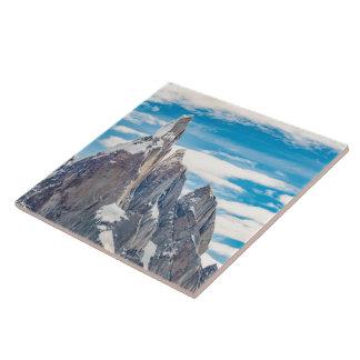 Cerro Torre Parque Nacional Los Glaciares Tile