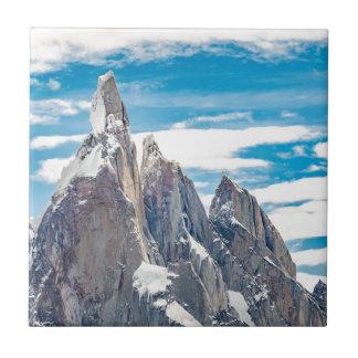 Cerro Torre - Parque Nacional Los Glaciares Tile