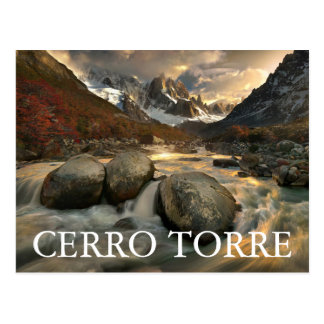 Cerro Torre Postcard