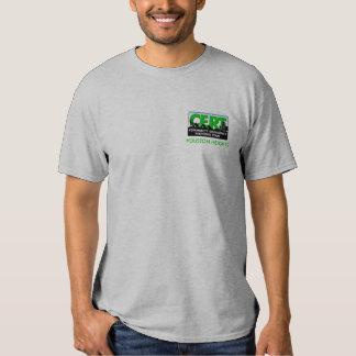 CERT Large Logo (grey) T Shirts