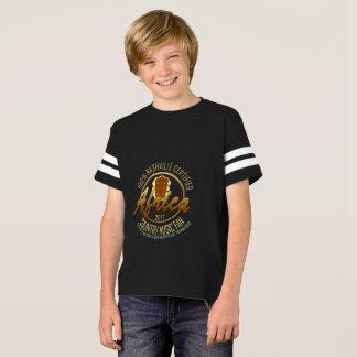 Certified Africa Country Fan Boy's Football Shirt