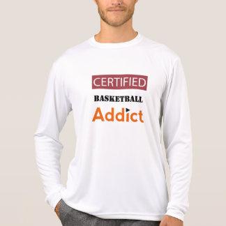 Certified Basketball Addict T-Shirt
