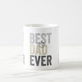 Certified Best Dad Ever Father's Day | Birthday Coffee Mug