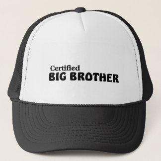 Certified Big brother Trucker Hat
