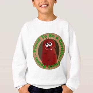 Certified Couch Potato Sweatshirt